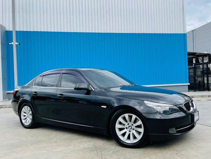 BMW E60 520D ปี10 ดีเซล